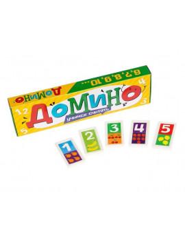 Домино «Учимся считать»