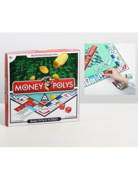 Настольная игра MONEY POLYS