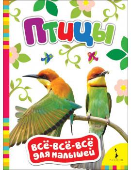 Птицы (картонная книжка)