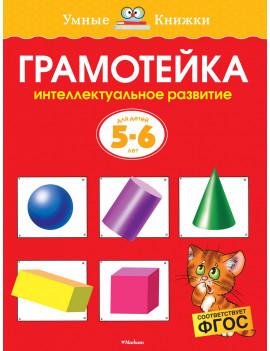 Грамотейка. Интеллектуальное развитие детей 5-6 лет.