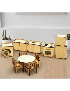 "Набор мебели для кукол ""Кухня"""