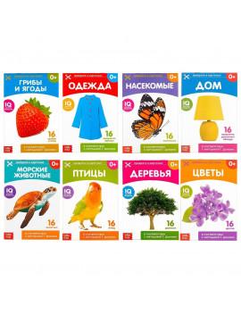 Книги «Карточки Домана. Окружающий...