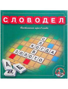 Игра настольная «Словодел»