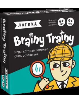 Brainy Trainy: Логика. Тренажер для...