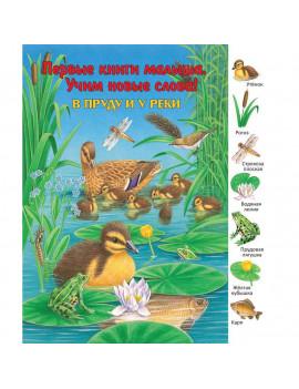 В пруду и у реки. Первые книги...