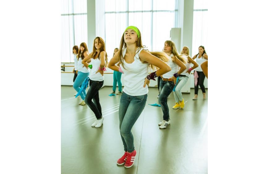 Танцевальная школа «DANZA» в Барселоне.