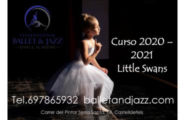 Школа русского балета в Барселоне